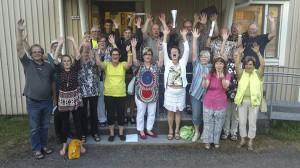 Jäppilän kylät ry perustamiskokous aaltoja 2015