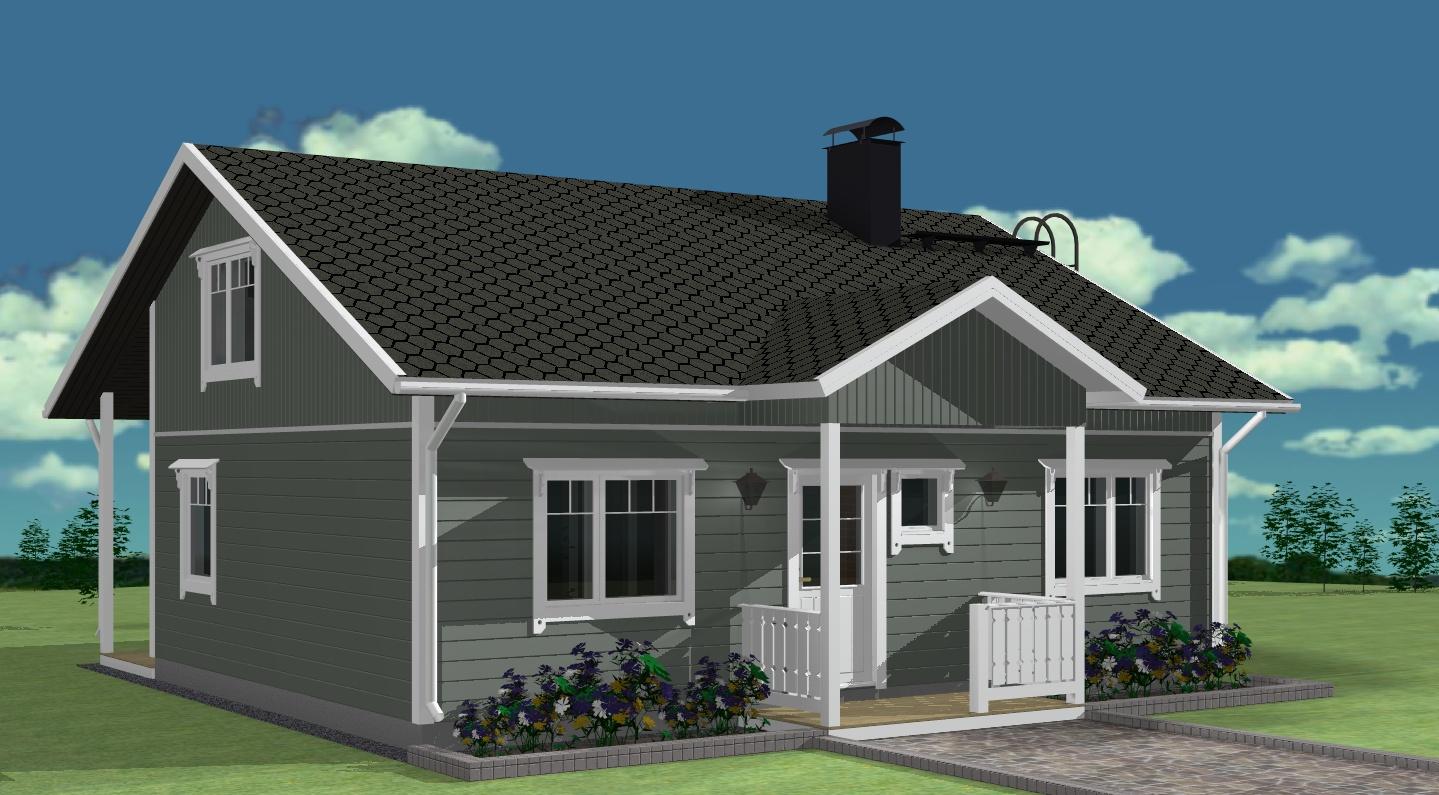 Rakennussuunnittelu- ja piirrustuspalvelu Kari Suhonen