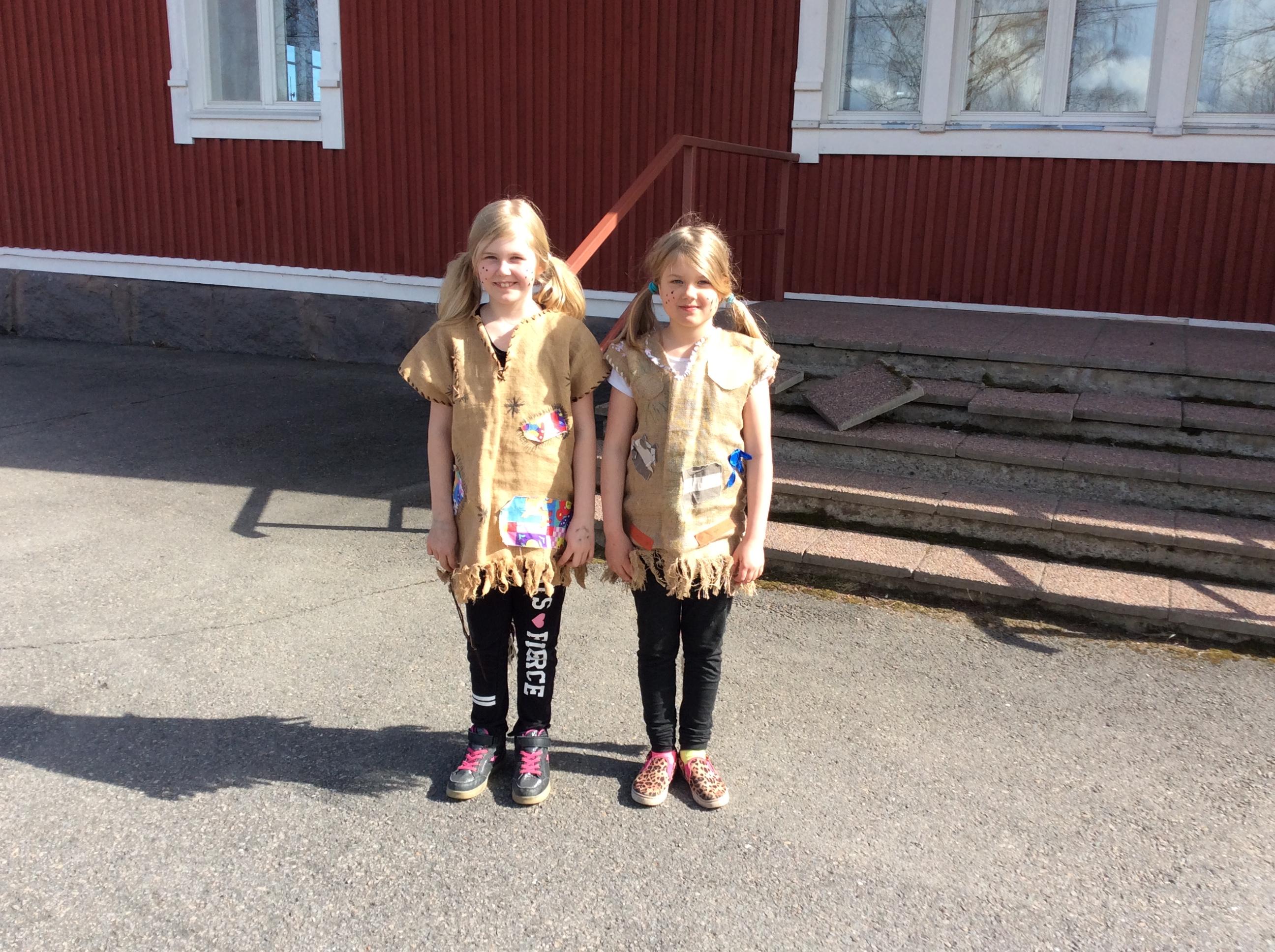 Jäppilän koulun vappukarkelot