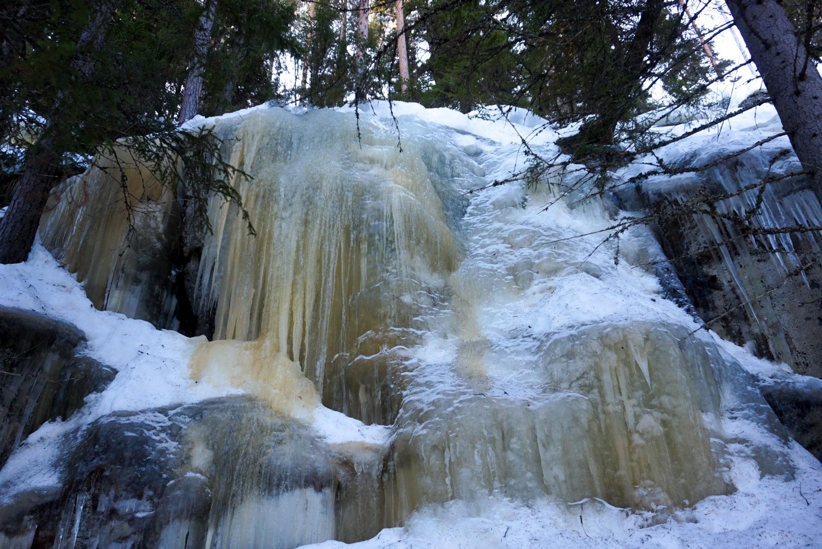 Talven jäisiä ihmeitä