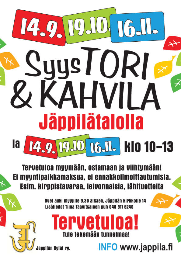 SYYSTORI & KAHVILA