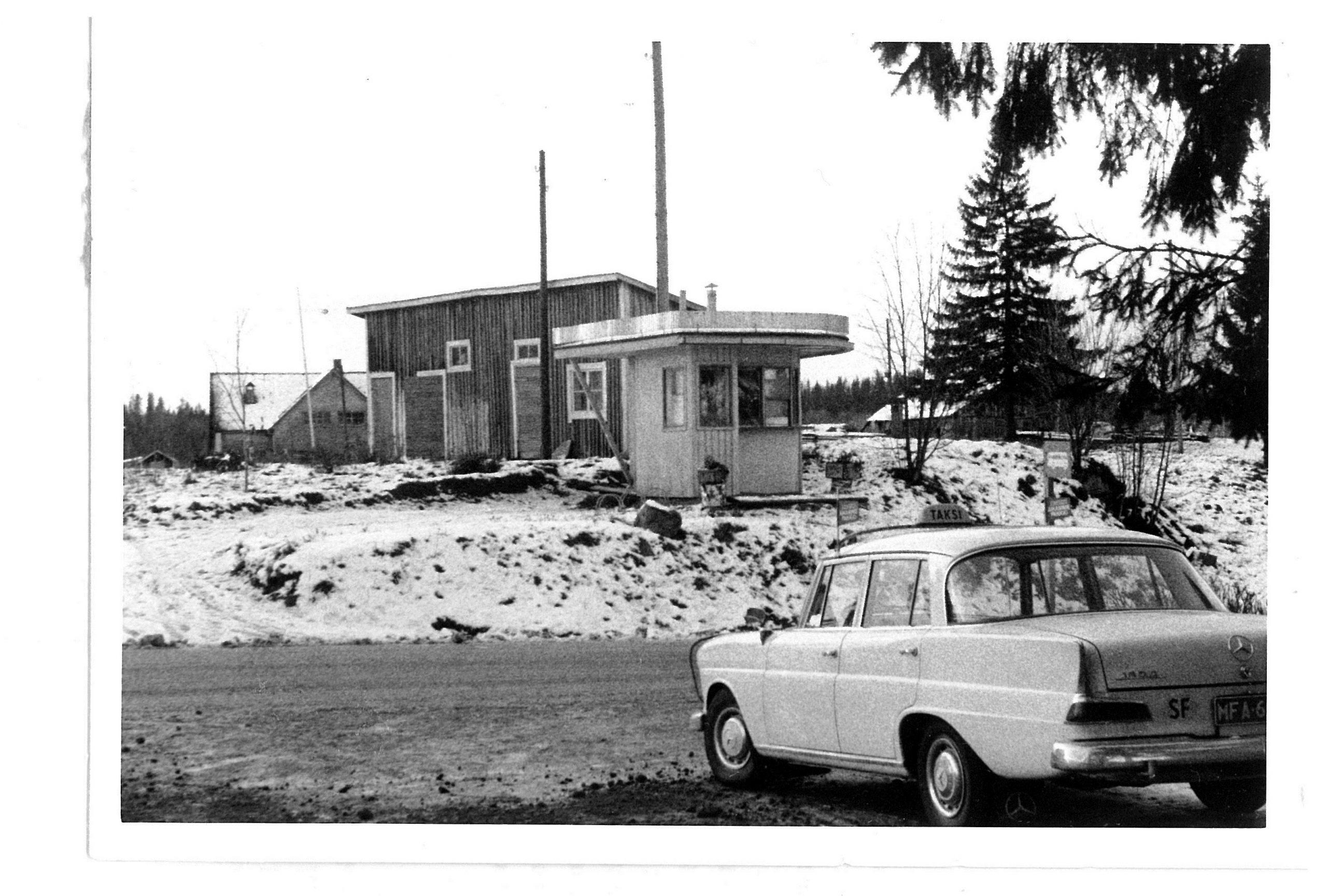 Muistoja Jäppilästä 1950-luvulta alkaen