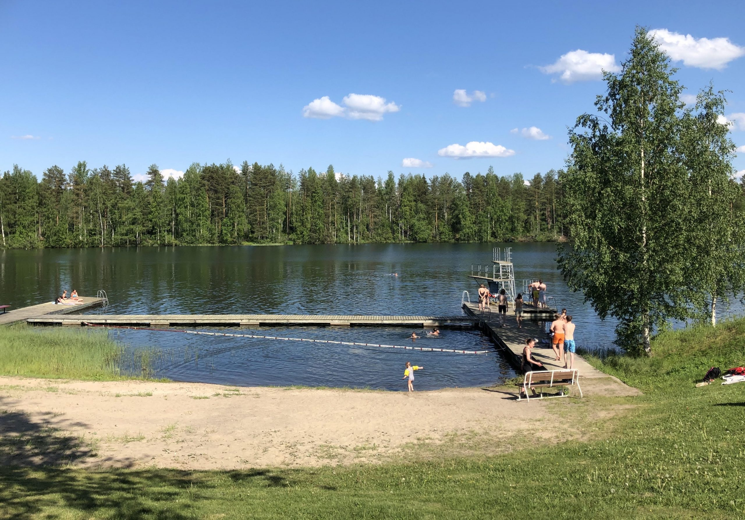 Tärpit Jäppilän kesään – sitä ei ole peruttu!