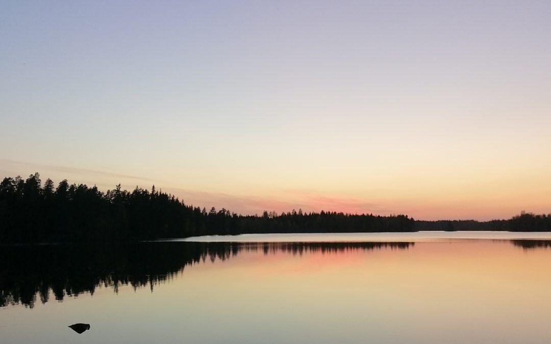 Lapsuus ja nuoruus Jäppilässä: luonnon huvipuistoja, reiluja kisoja ja hyvät harrastusmahdollisuudet
